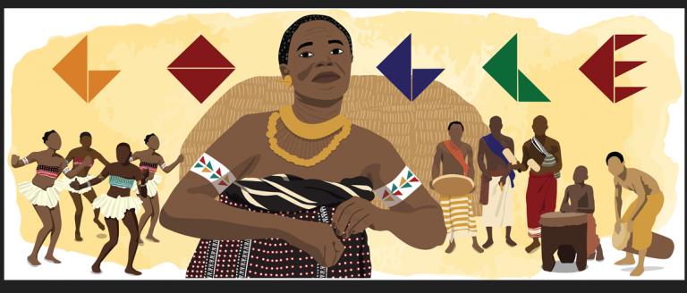 Google Honours Kenyan Wonder Woman Mekatilili Wa Menza With A Google Doodle