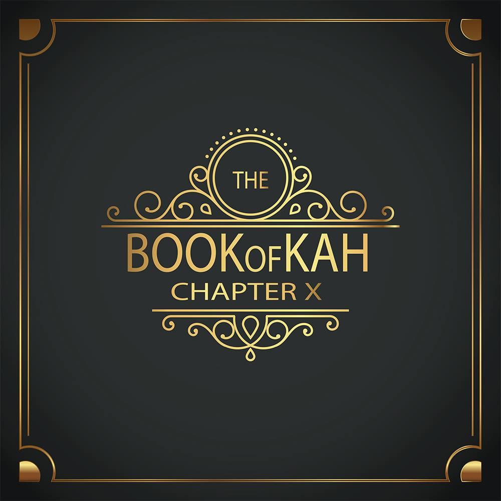 Book of Kah poster