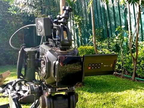 Blackmagic Ursa Mini 4K Camera for Book of Kah