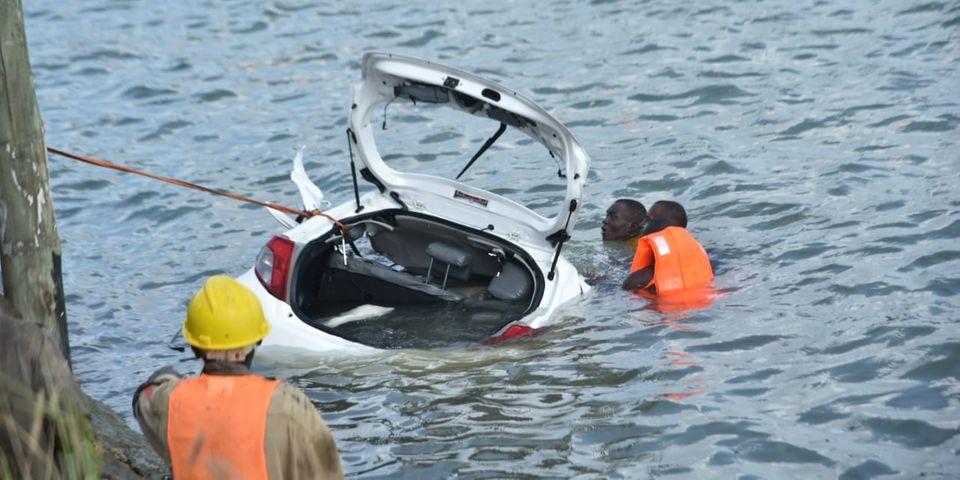 Mombasa car crash