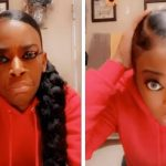 African-American woman uses Gorilla Glue to make her hair: The results are devastating