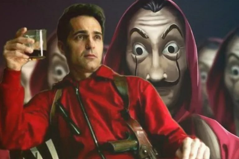Money Heist 5 is 'an epic war film', says actor Pedro Alonso (Berlin)