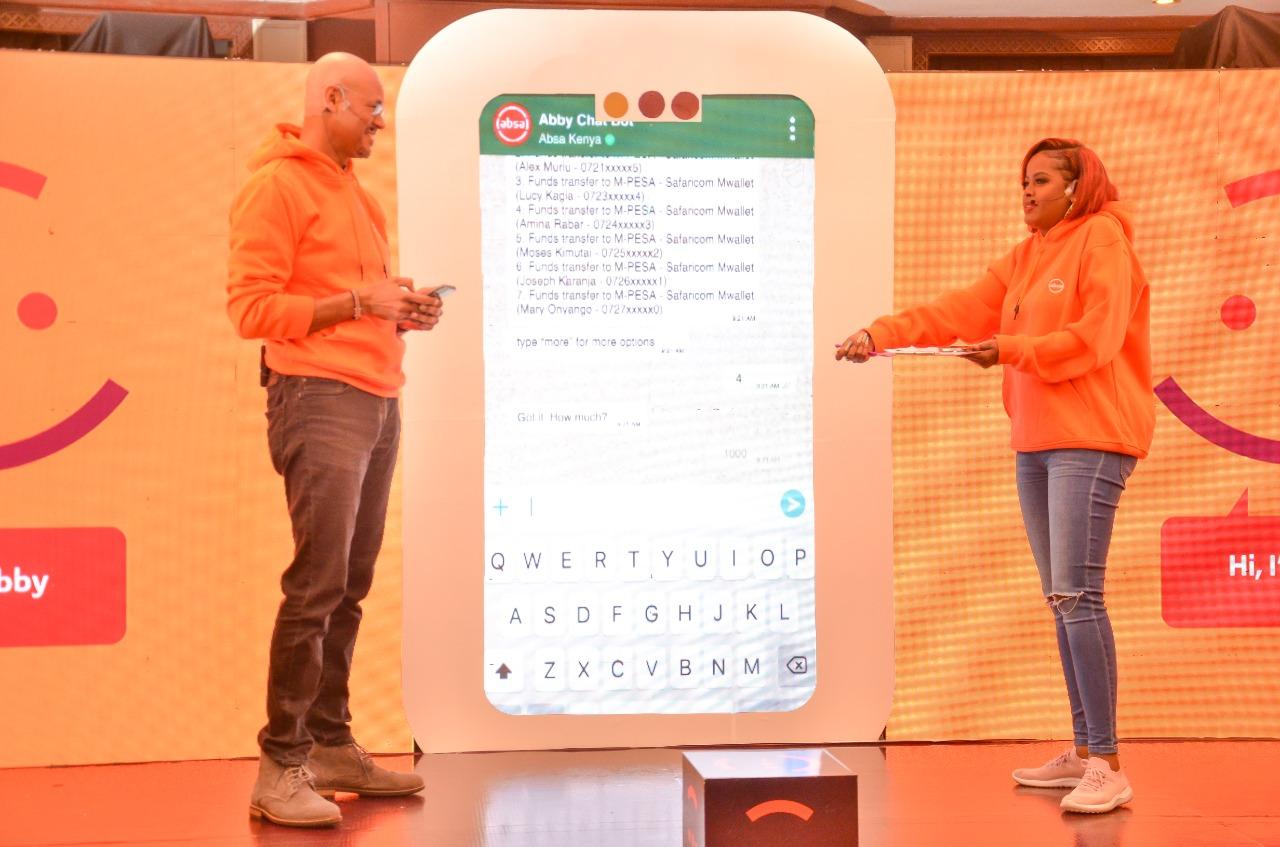 ABSA WhatsApp Banking