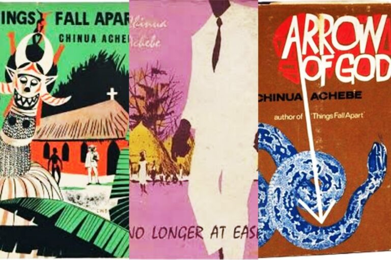 Novels by Chinua Achebe that are coming as TV series
