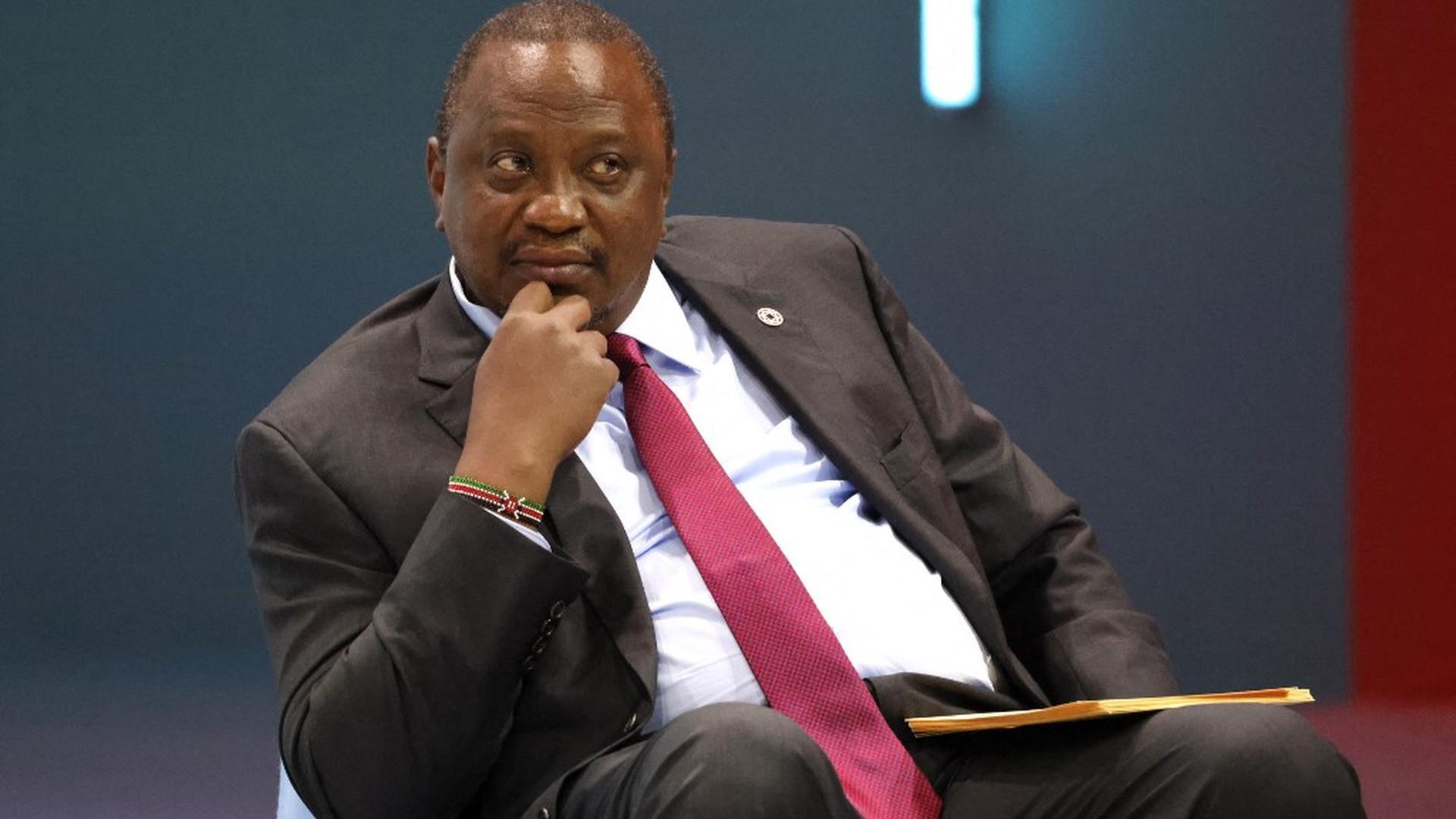 Pandora Papers Uhuru Kenyatta